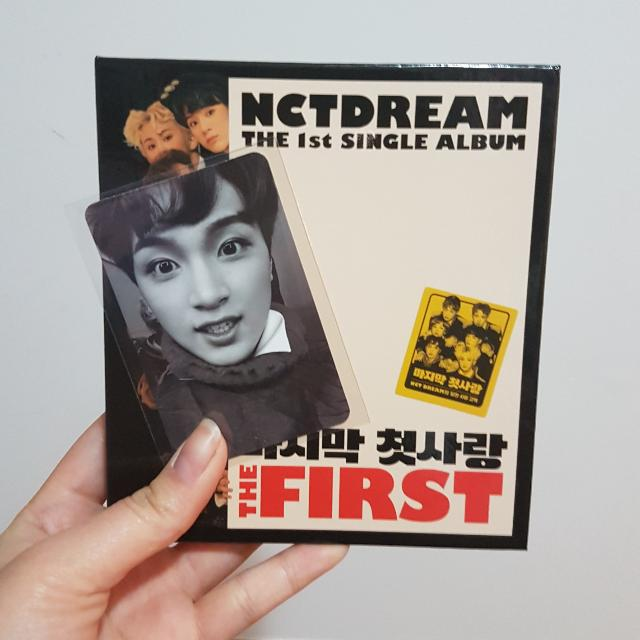 Nct Dream The First