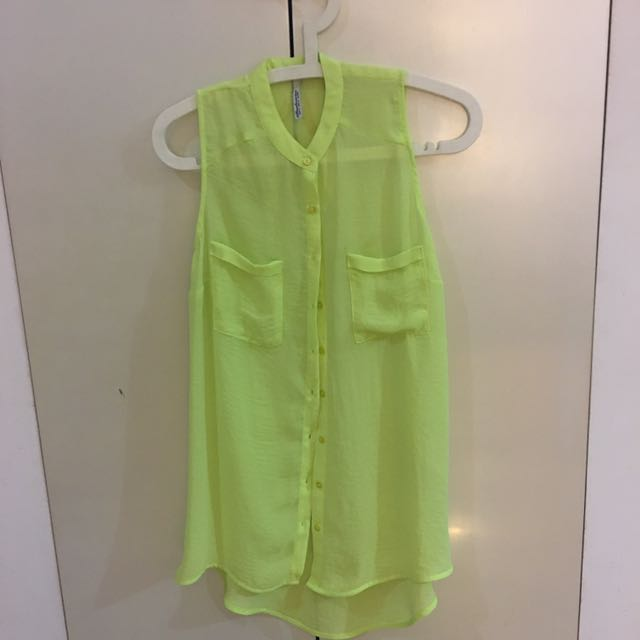 Neon Top By NEw look