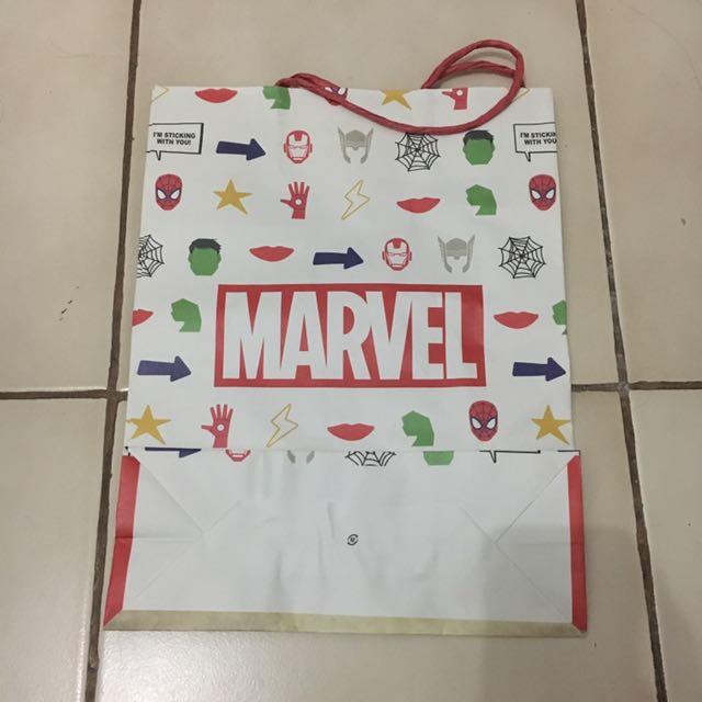 New Paperbag Marvel