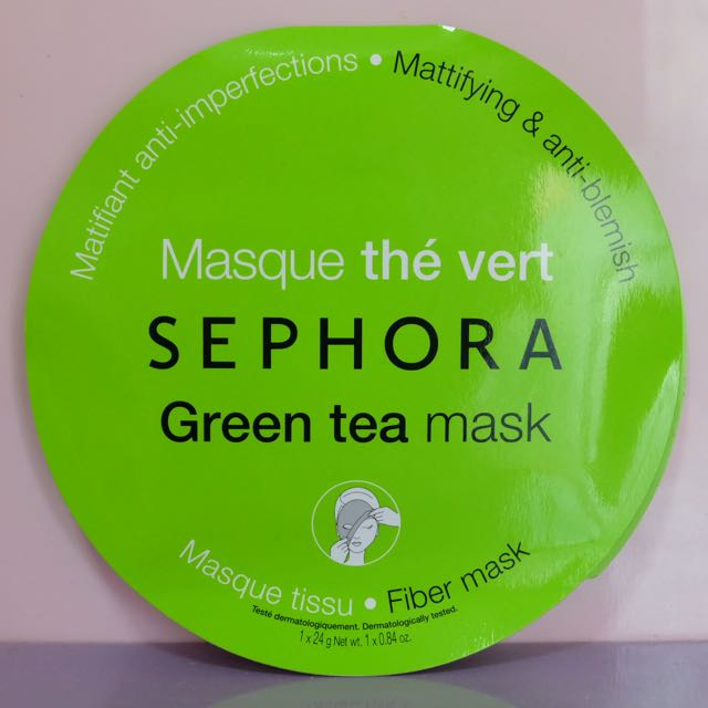 NEW Sephora Theraphy Mask