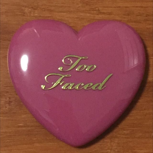 NEW Too Faced Love Flush Blush - Your Love Is King