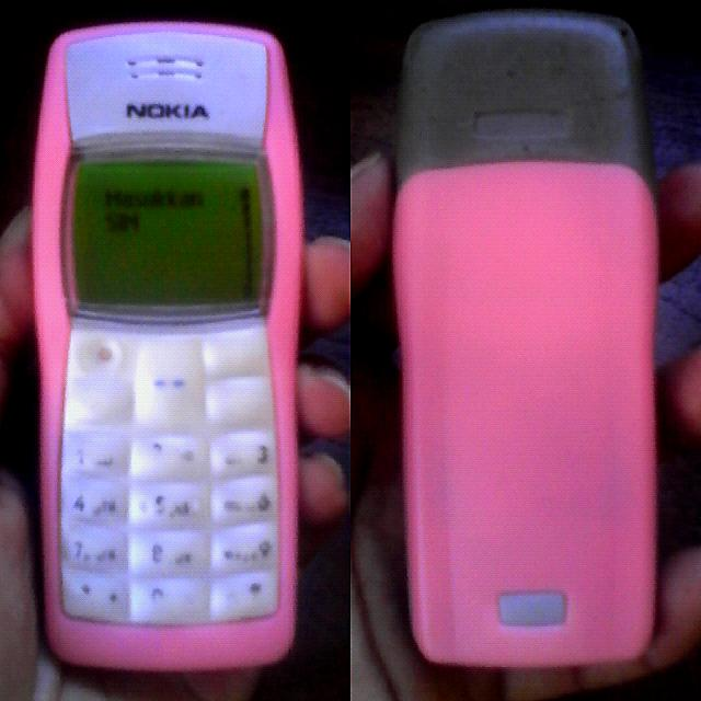 Nokia 1100 Pink, Mobile Phones & Tablets on Carousell