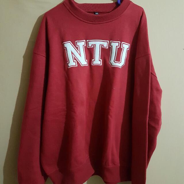 NTU Sweater XXL