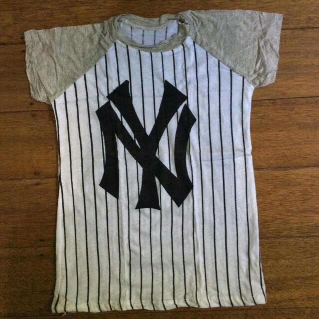 NY Blouse (grey)