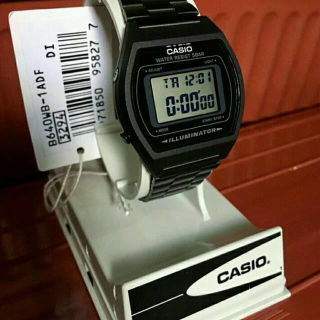 Original Casio B640