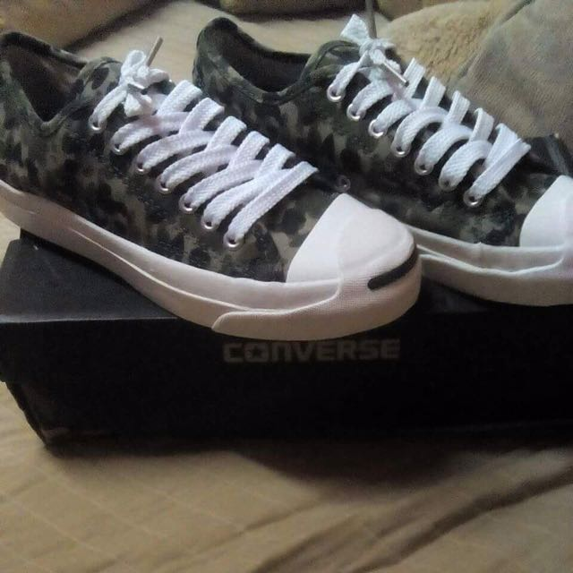 Original Converse Jack Purcell Army f6820a178b