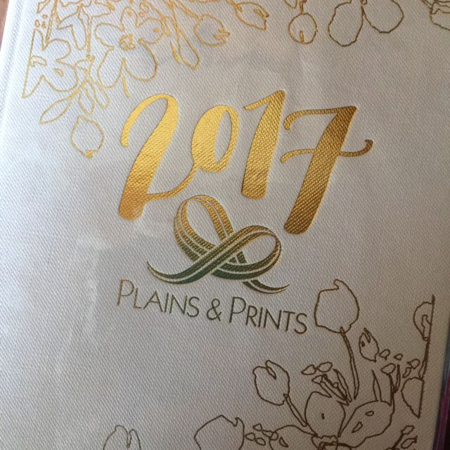 Plains And Prints 2017 Planner