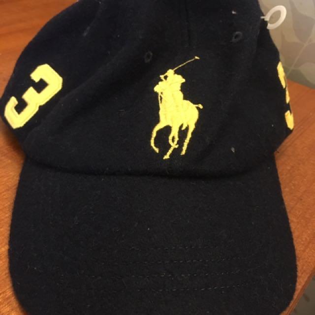 全新 Polo Ralph Lauren 帽