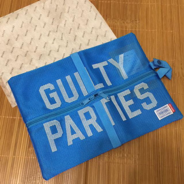 全新日本porter x wacko maria 聯名 beach bag
