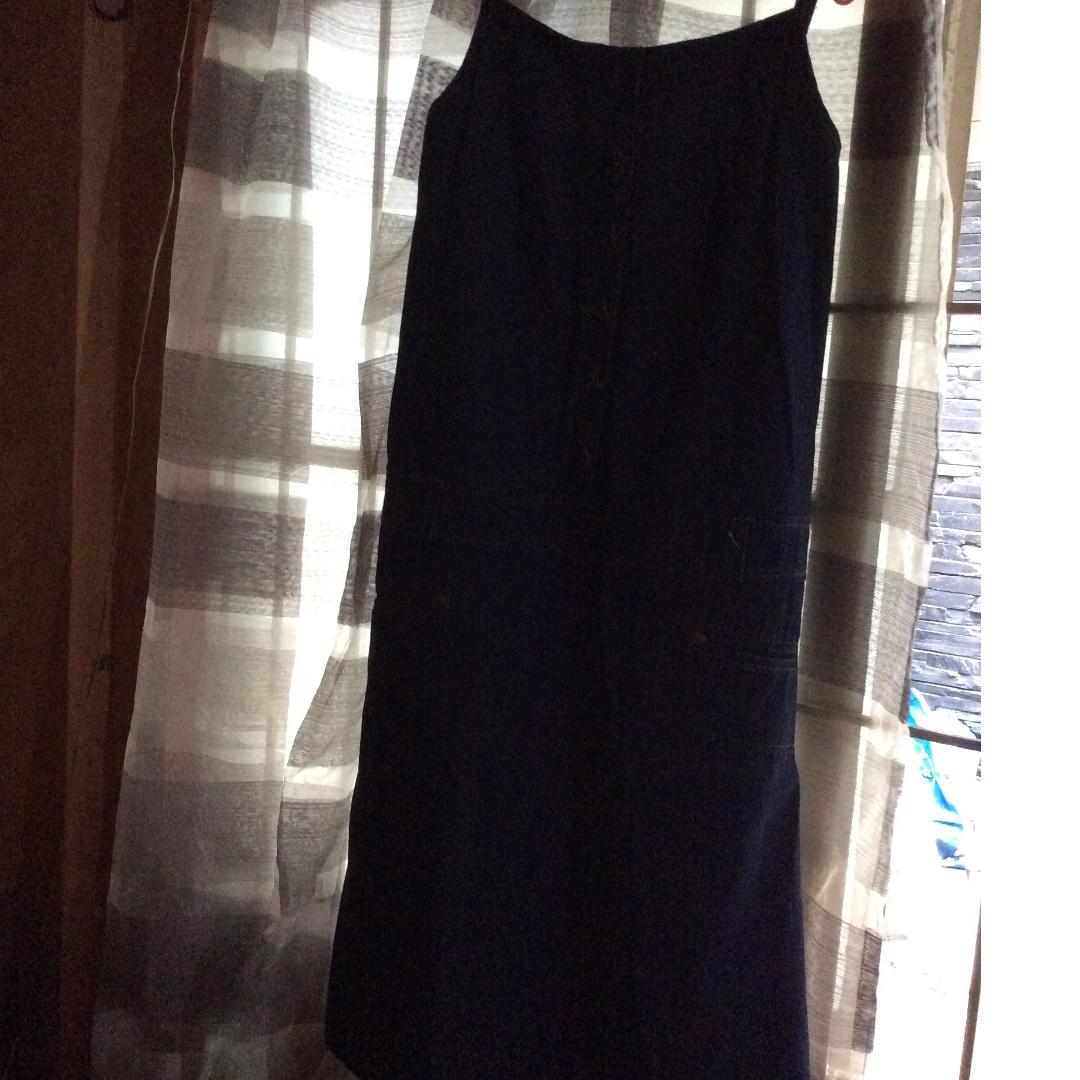 Pre Loved Denim Dress