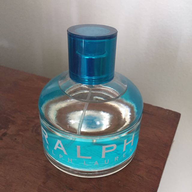 Ralph Lauren Blue Perfume 100ML (Barely Used)