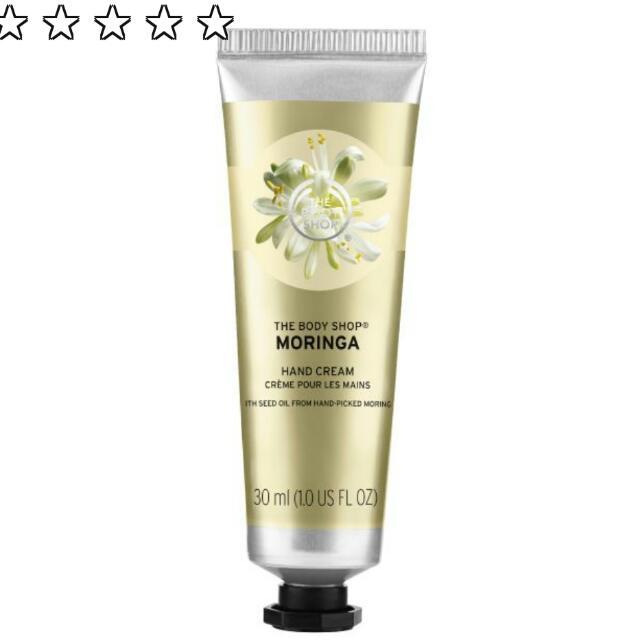 Sale The Body Shop Hand Cream Moringa
