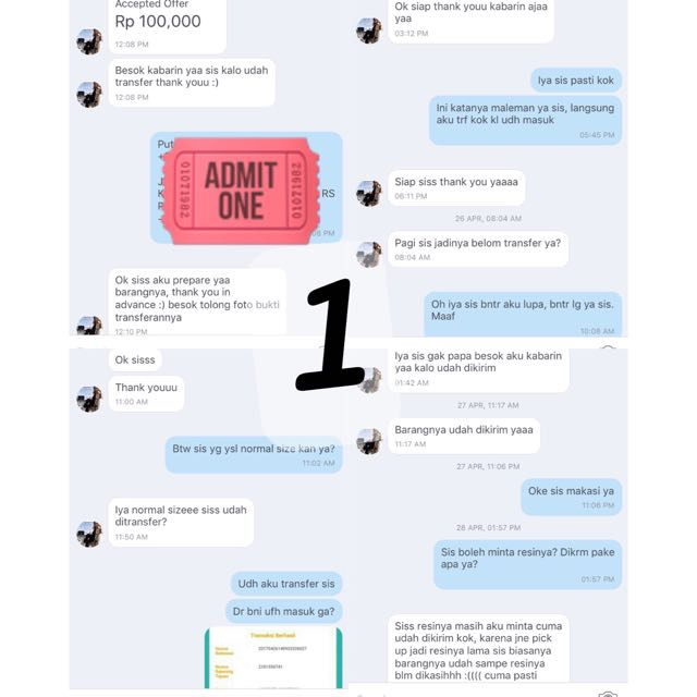 Seller Aneh Part 1