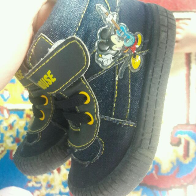 sepatu bayi Disney Ori 6-14 Bulan,
