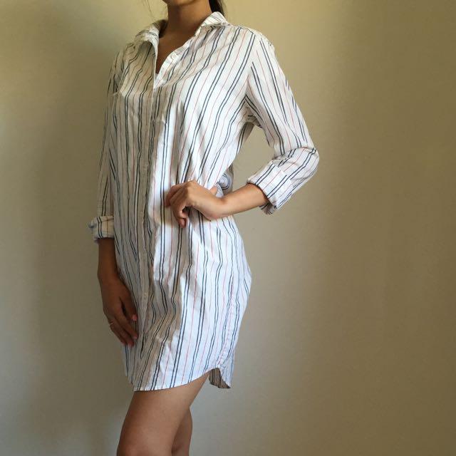 Shirt Dress Sports girl
