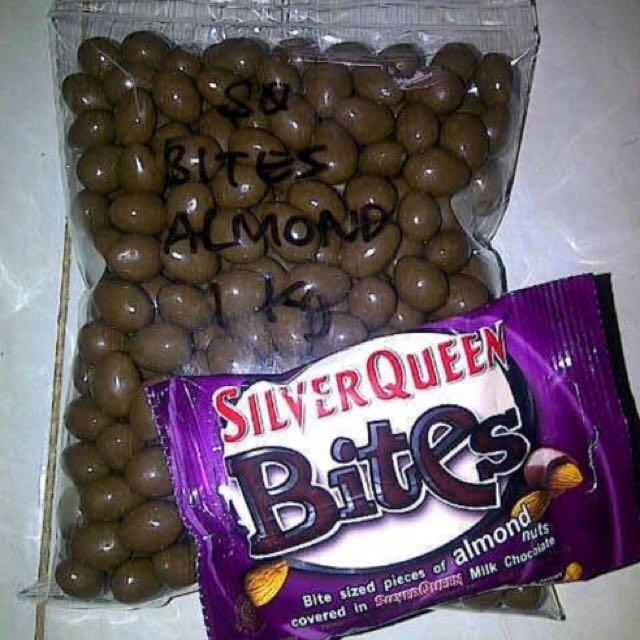 Silver queen Bites Almond