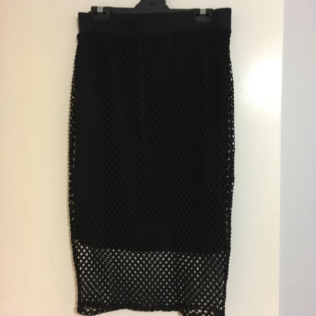 Size L High Waist Supre Skirt