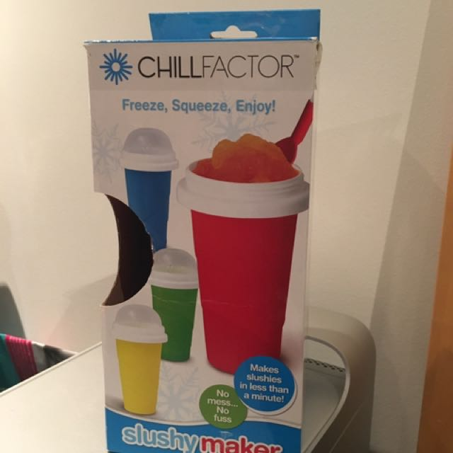 Slushy Maker DIY ChillFactor