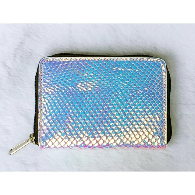 Small Holo Snake Wallet
