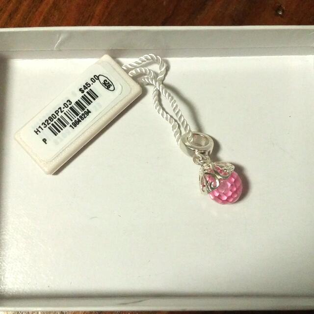 Sterling Silver Persona Charm