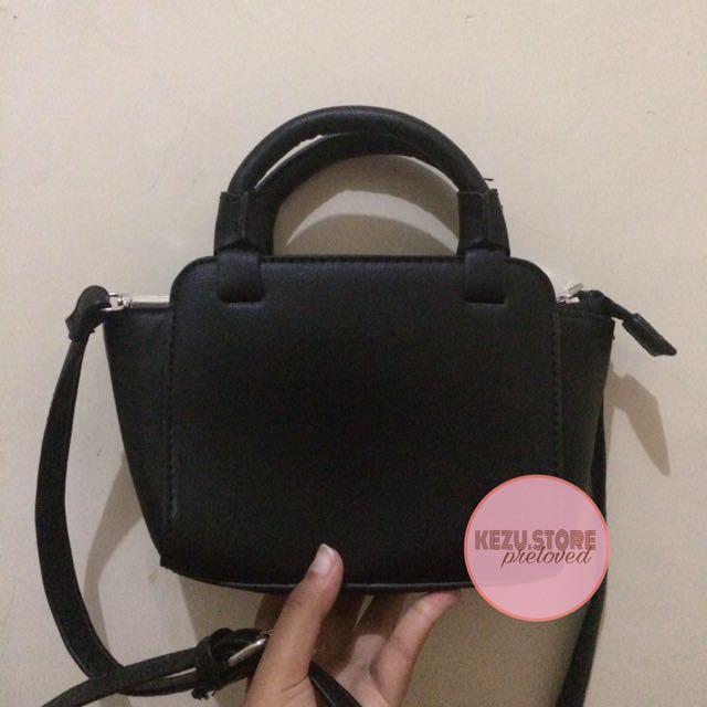 Stradivarius Mini Handbag Messenger