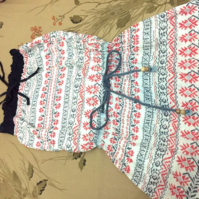 Summer Dress/ Tube String Type