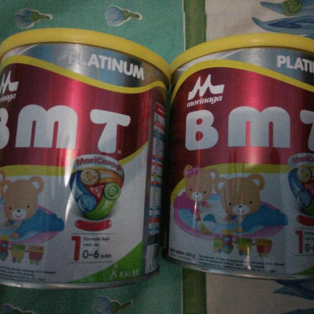 Susu Morinaga BMT Platinum 400g