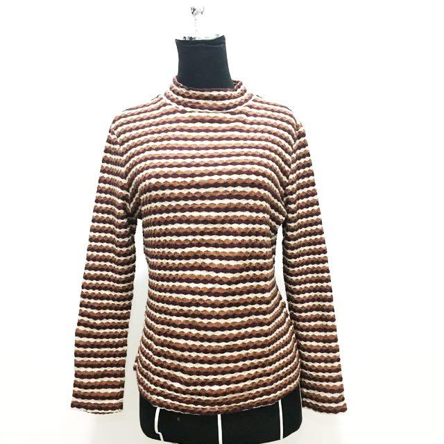 Sweater Lengan Panjang