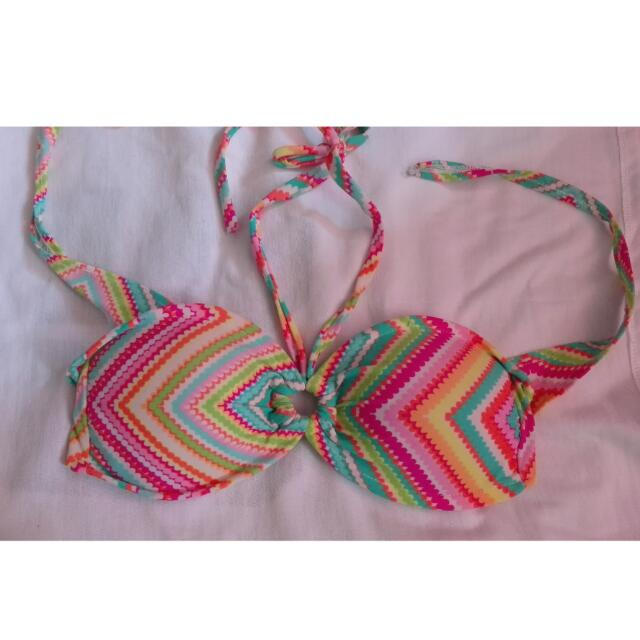 Swimwear Colour Pop Top
