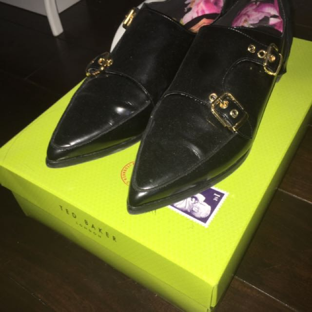 Ted Baker London Loafer Booties