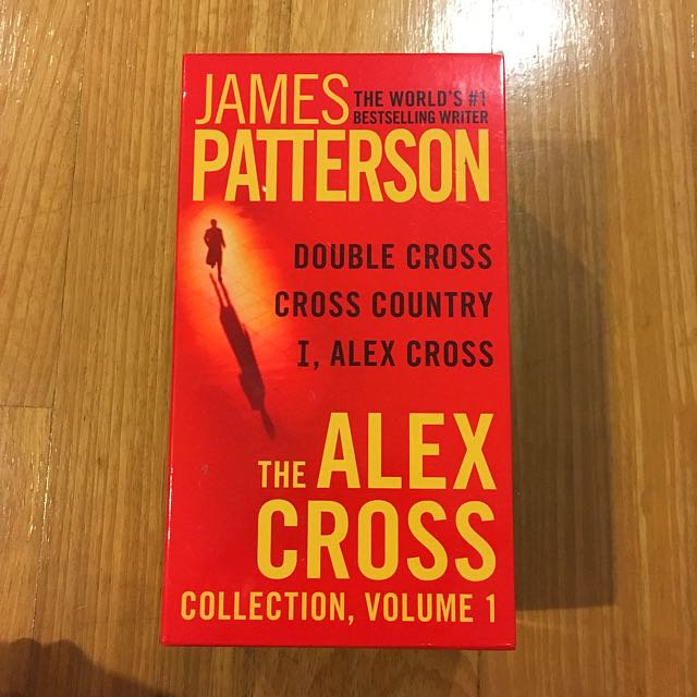 The ALEX CROSS Collection, Volume 1