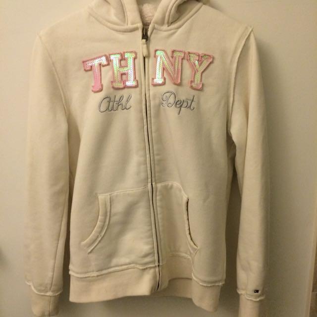 Tommy Hilfiger Girls Zip Hoodie