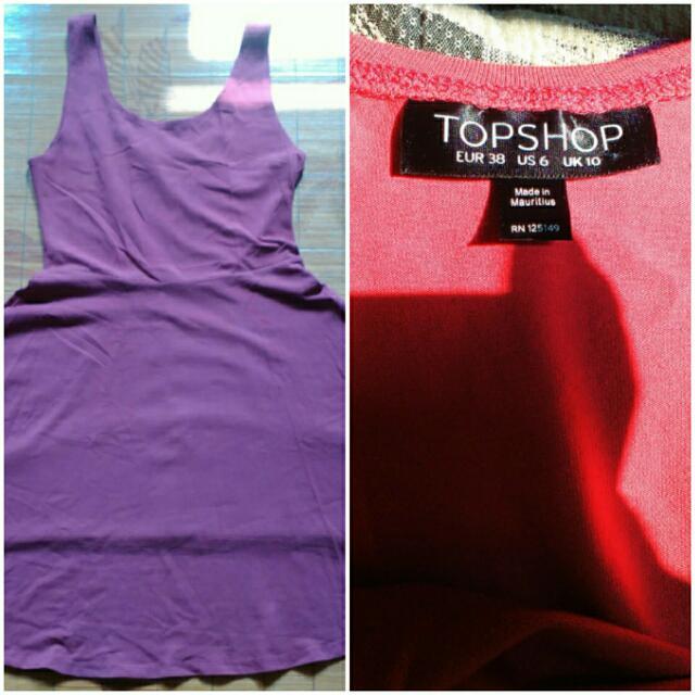 Top Shop Dress Selutut