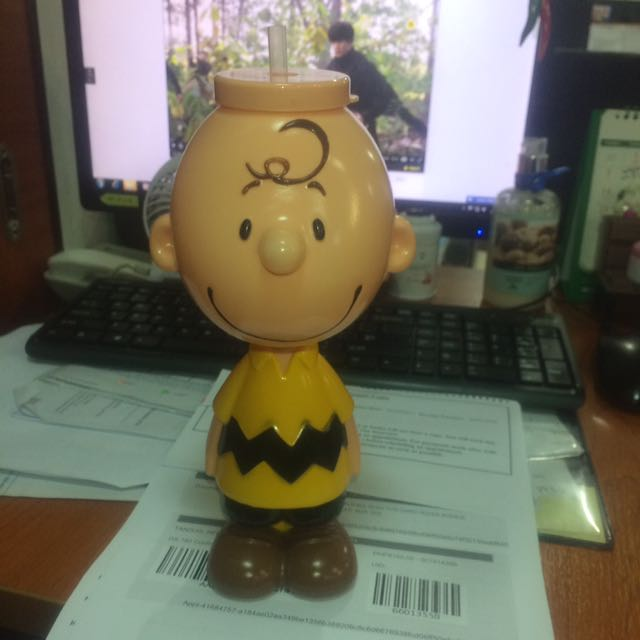 TUMBLER Charlie Brown
