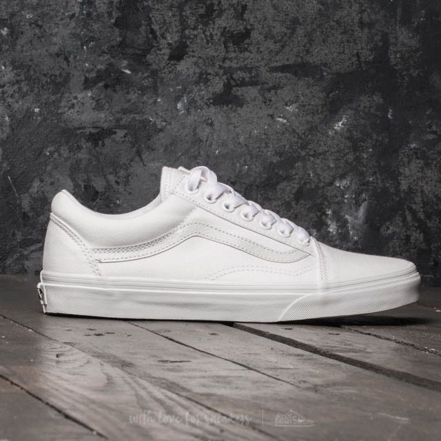 f838750622a7c Vans Old Skool True White US 9 Brand New In Box Not Nike Adidas Yeezy  Ultraboost New Balance Asics Jordan Puma Reebok You know how rare this pair  is and ...