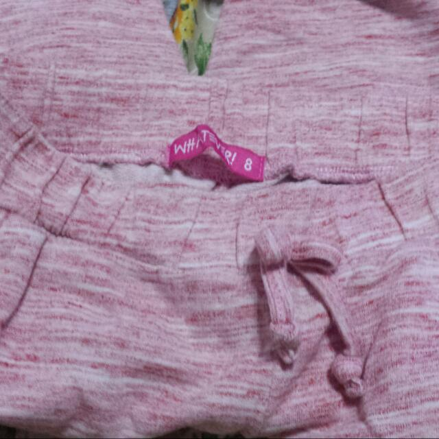 Whatever Jogger Pants Size 8