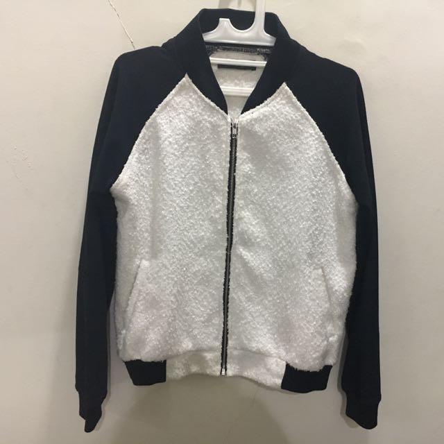 Panda Jacket Zara L