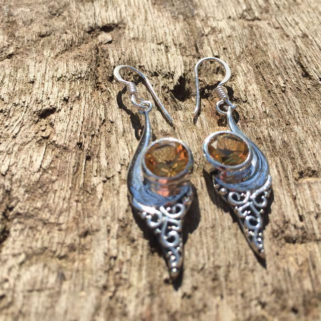 Women's Sterling Silver Earrings