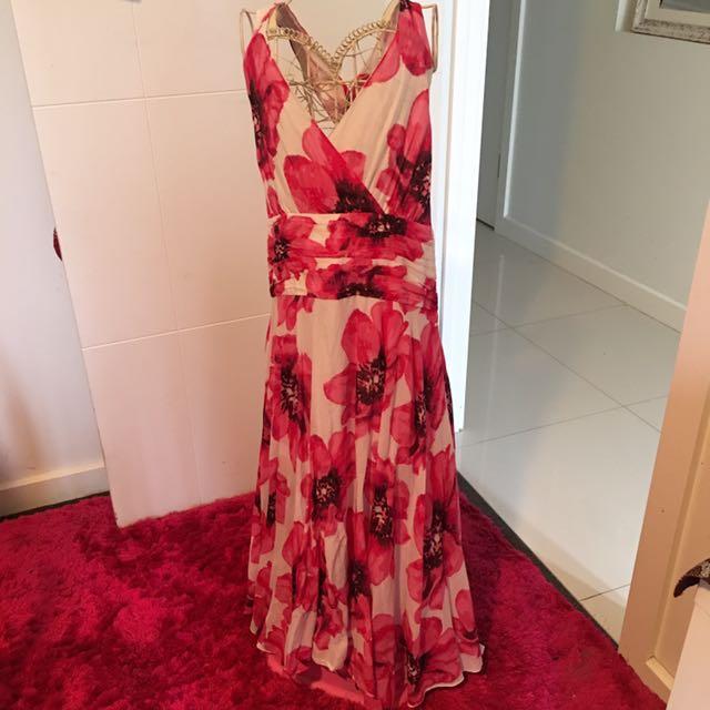Yarra Trail Floral Dress