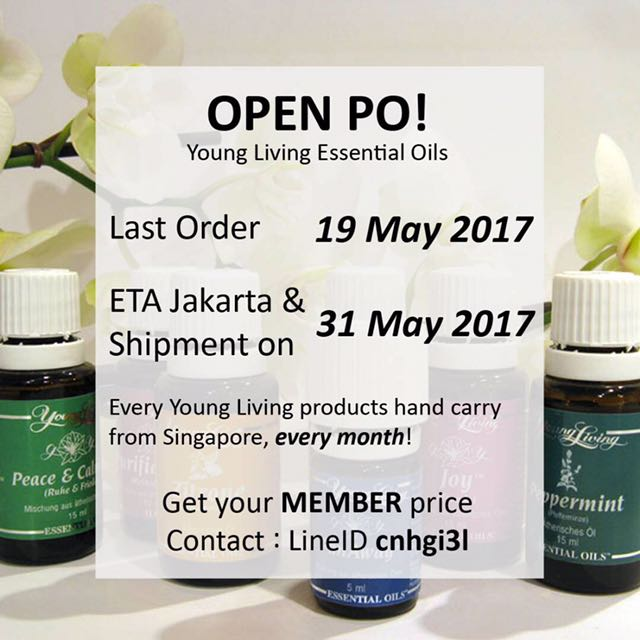 Young Living For Healthy Body