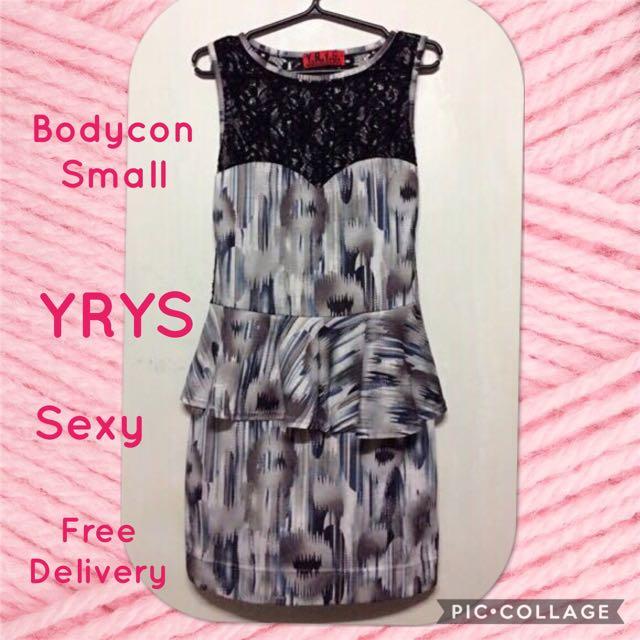 YRYS Bodycon