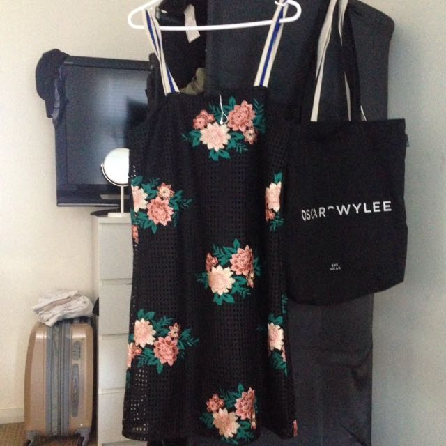 Zara Floral Dress Limited