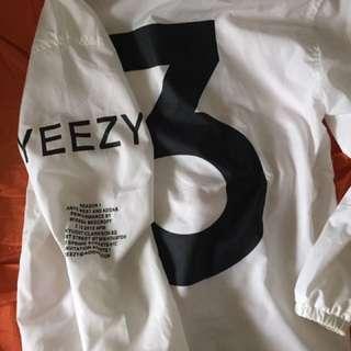 Adidas Yeezy Season 1 Windbreaker