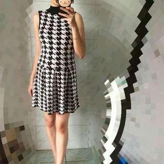 Prem turtle knit dress