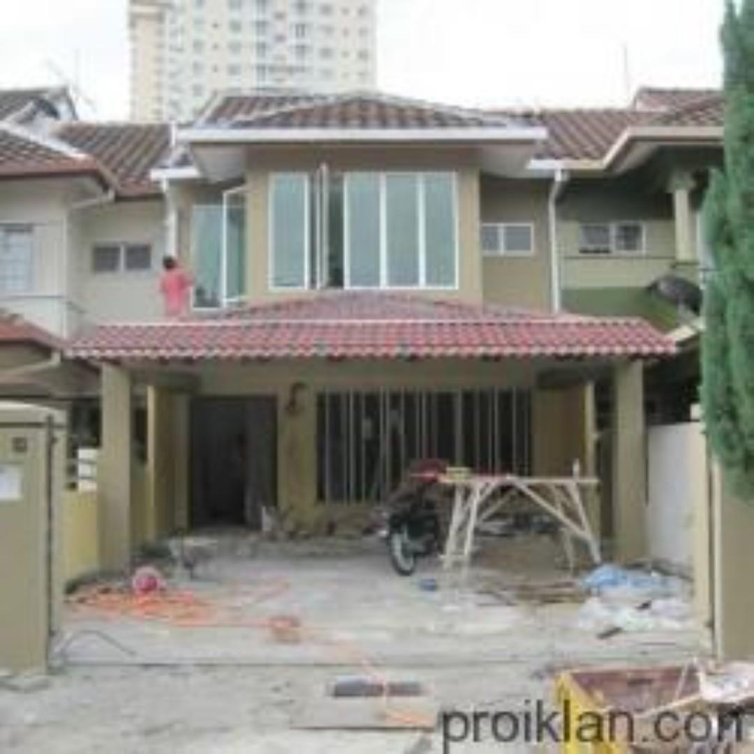 0177652602 Ukay Perdana Tukang Paip Plumber Renovation Wiring Rumah Lampu Photo