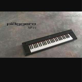 Cheapest!! Yamaha NP11 61 Keys Digital Grand Piano