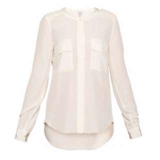 *Reduced* Aritzia WILFRED cream Augustina blouse - M