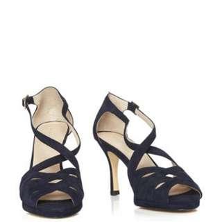 David Lawrence Rhiann Heel Shoes size 39