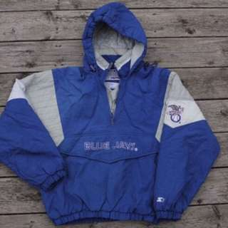 Vintage Blue Jays Starter Jacket