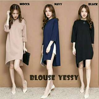 Wn-Blouse Yessy